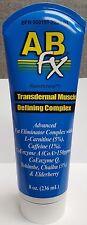 Body-Fx AB-Fx Transdermal Muscle Defining Complex Topical Fat Burner 8 oz AB FX