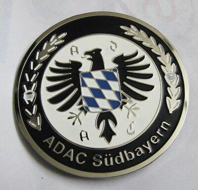 Honest Adac Sudbayen Car Grill Badge Emblem Logos Metal Enamled Badge Emblem Logos And To Have A Long Life. Badges & Mascots Car Badges