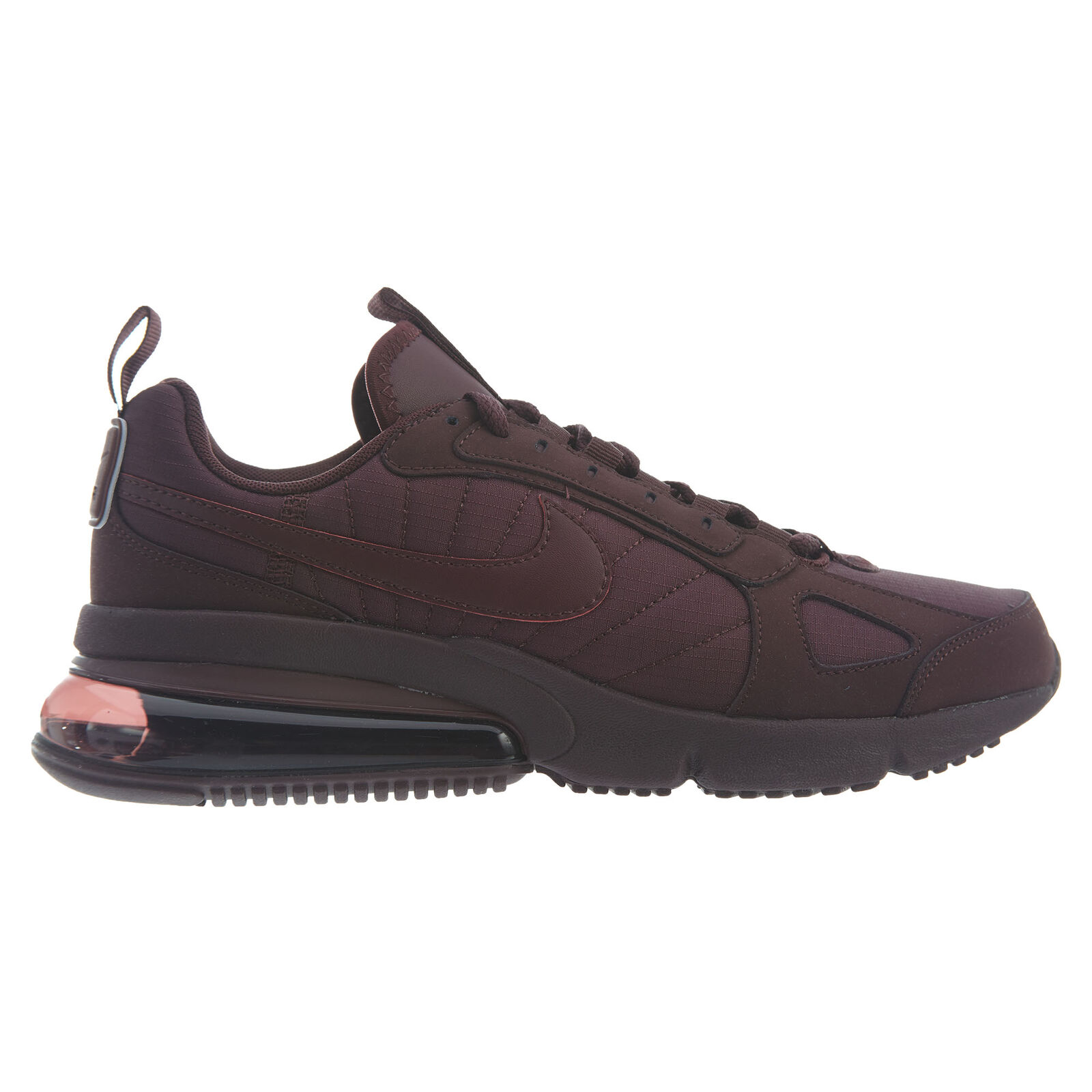 Nike Air Max 270 Futura Mens AO1569-600 Burgundy Crush Running shoes Size 8.5