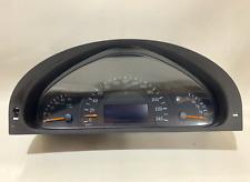 Custom speedometer instrument cluster gauge faceplate Mercedes Benz W463 G63