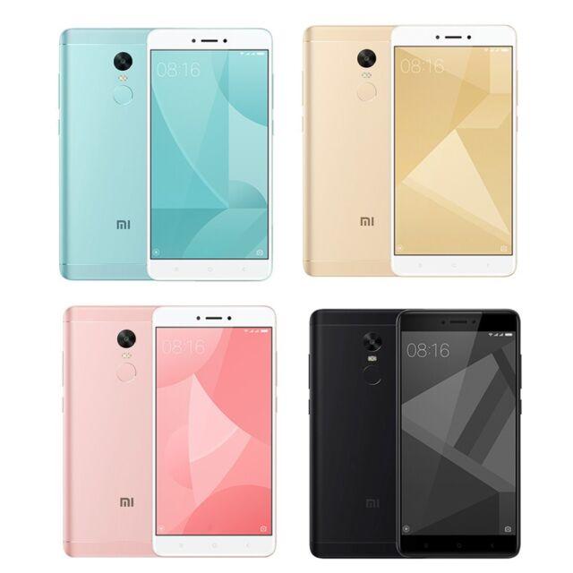 Xiaomi Redmi Note 4X 4100mAh 32GB/64GB 5.5'' Smartphone 13.0MP+5.0MP Dual SIM