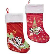 Disney Mickey & Minnie Mouse Gift Stocking