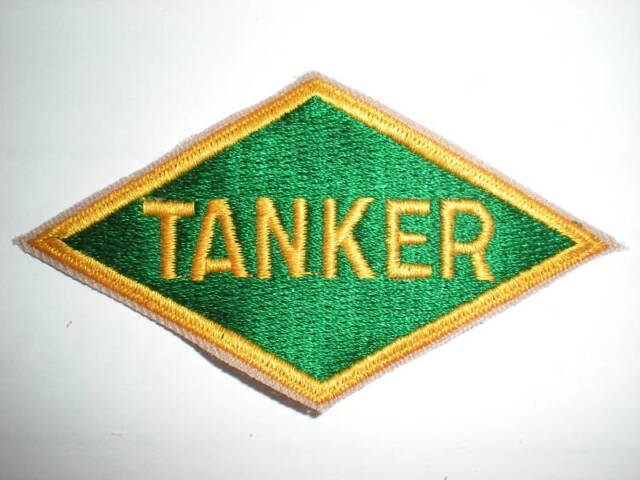 WWII US ARMY TANKER PATCH REPRODUCTION