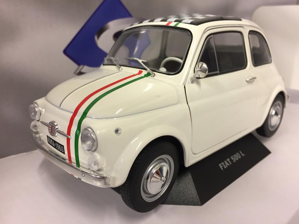 FIAT 500L Italia 1968 1:18 Maßstab Solido s1801403