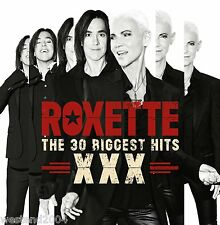 Roxette - XXX 30 Biggest Hits - 2 x CD NEW & SEALED   Best of / Greatest Hits