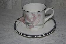 Noritake New Decade Cafe Du Soir 9091 Cup and Saucer