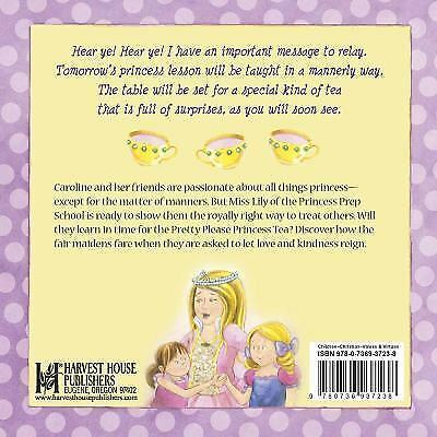 100% Waar New - Good Manners For A Little Princess By Chapman, Kelly