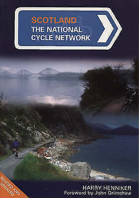 """""""AS NEW"""" Scotland: The National Cycle Network (National Cycle Network Route), He"""
