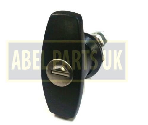 HANDLE BONNET LOCK FOR MINI EXCAVATORS 826//11288 JCB PARTS