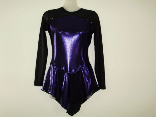 ICE SKATING DANCE COSTUME LADIES SMALL NEW