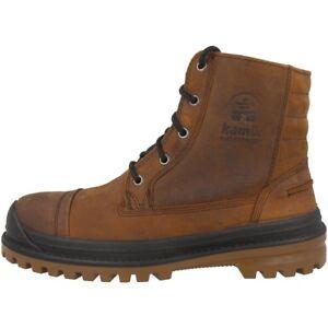 Stivali Uomo Kamik Cognac Griffon Da Wk0598 cgn Boots Scarpe Sci Invernali Tpapw