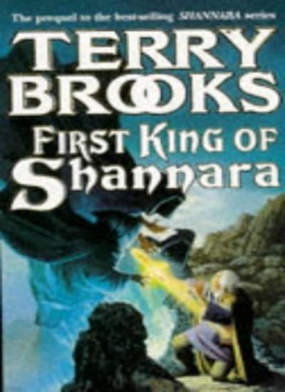 The First King Of Shannara,Terry Brooks- 9780099602118