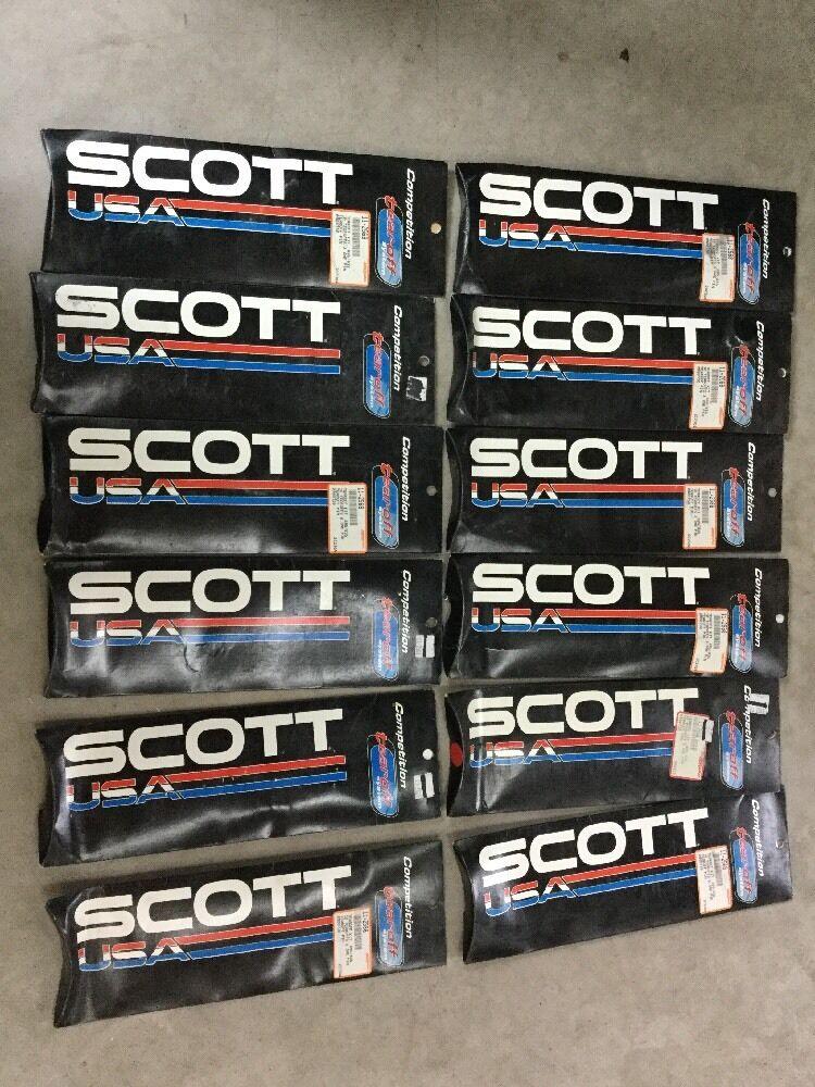 Scott USA Goggle Lens Tearoffs 89S 83S 10 Pack