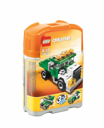 LEGO Creator MINI Laster 5865 3 in 1 NEU