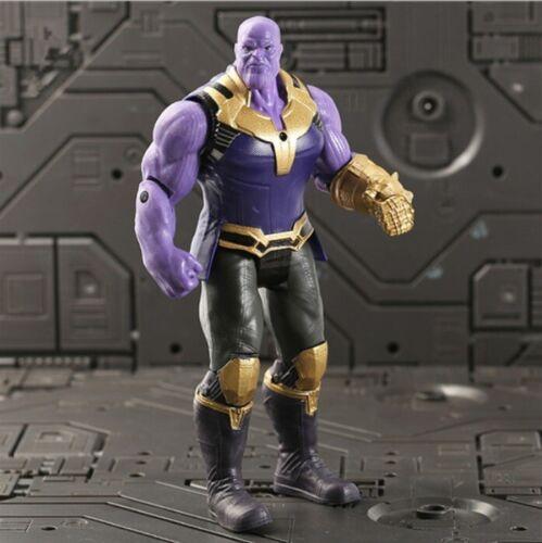 Figures Avengers War of Infinity 16-18 cm