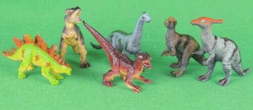 Dinosaurier Dino Set  Neu & OVP 6er Set 11-15cm groß