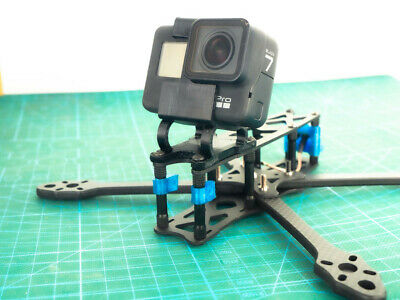 Universal Gopro Session 5 Mount for Reelsteady Go FPV Drone TPU RSGO