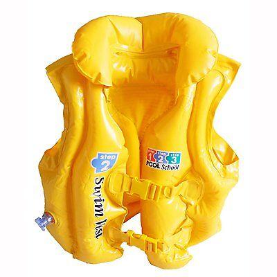 Schwimmhilfe für Kinder / Pool School Step 2 - Schwimmweste für Kinder