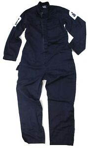 BRITISH-ROYAL-NAVY-GENERAL-SERVICE-COVERALL-with-BADGES-190-108-AUC