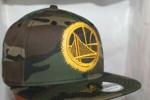 the latest d74b1 07956 Image is loading Golden-State-Warriors-New-Era-NBA-Spray-Paint-