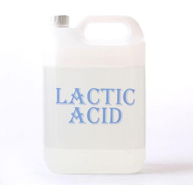Lactic Acid 80% Standard 5Kg (RM5KLACT)