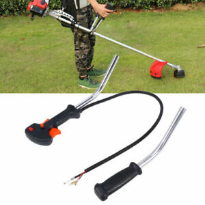 Strimmer Brushcutter Trimmer Control Tube Handle Switch Throttle Trigger Cable