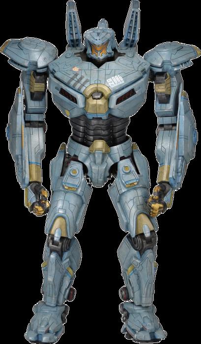 Pacific Rim - Striker Eureka 18