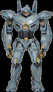 Pacific Rim - Striker Eureka 18  Action Figure-NEC31957