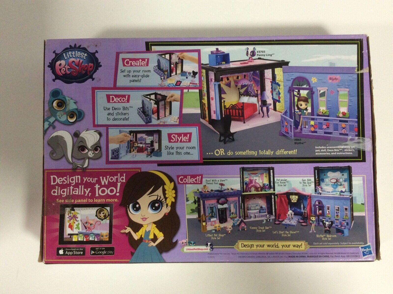 Kupit Littlest Pet Shop Blythe Bed Room Style Set B U Na Aukcion Iz Ameriki S Dostavkoj V Rossiyu Ukrainu Kazahstan