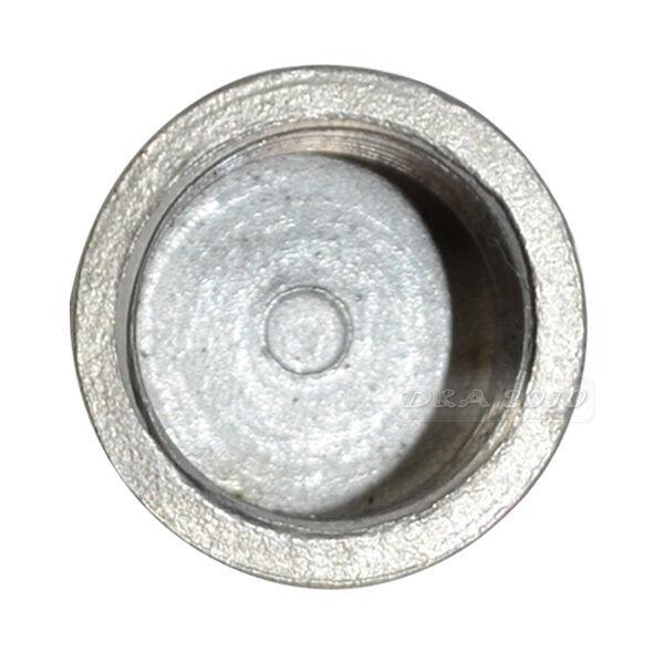 "1/4"" -2"" Cap Female Stainless Steel SS304 Threaded Pipe Fitting BSP Hot"