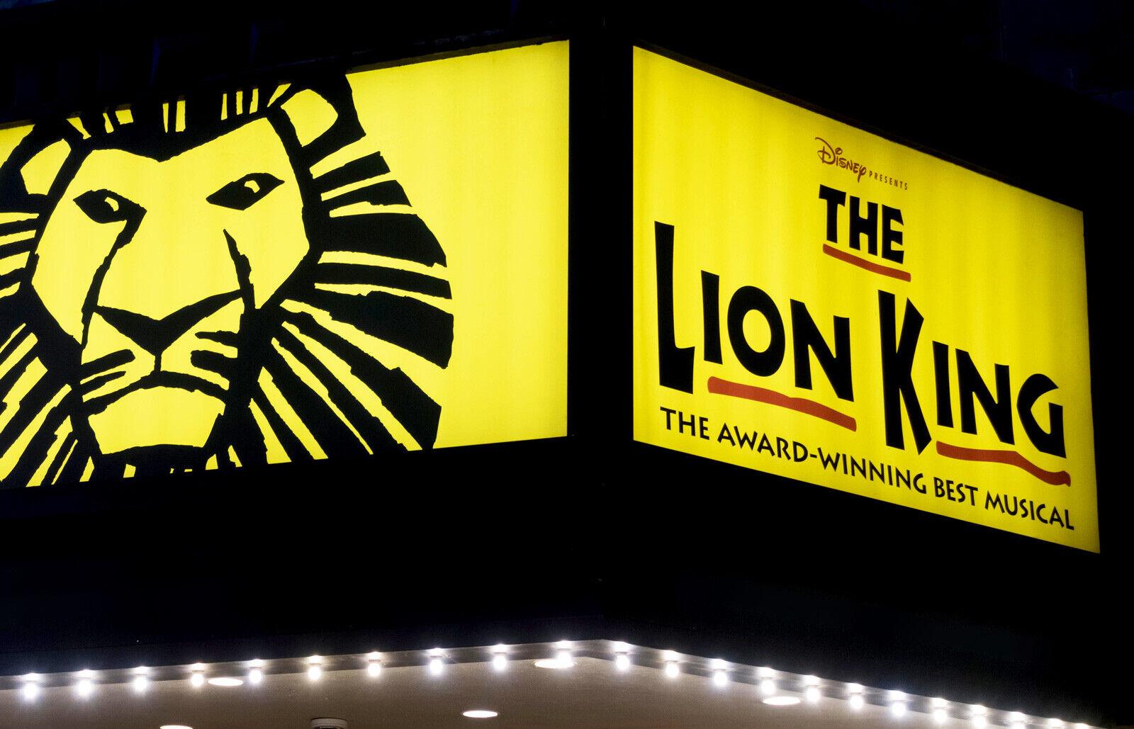 lion king london tickets