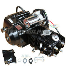 110cc Black 4-stroke Engine with Automatic Transmission w/Reverse,Electric Start