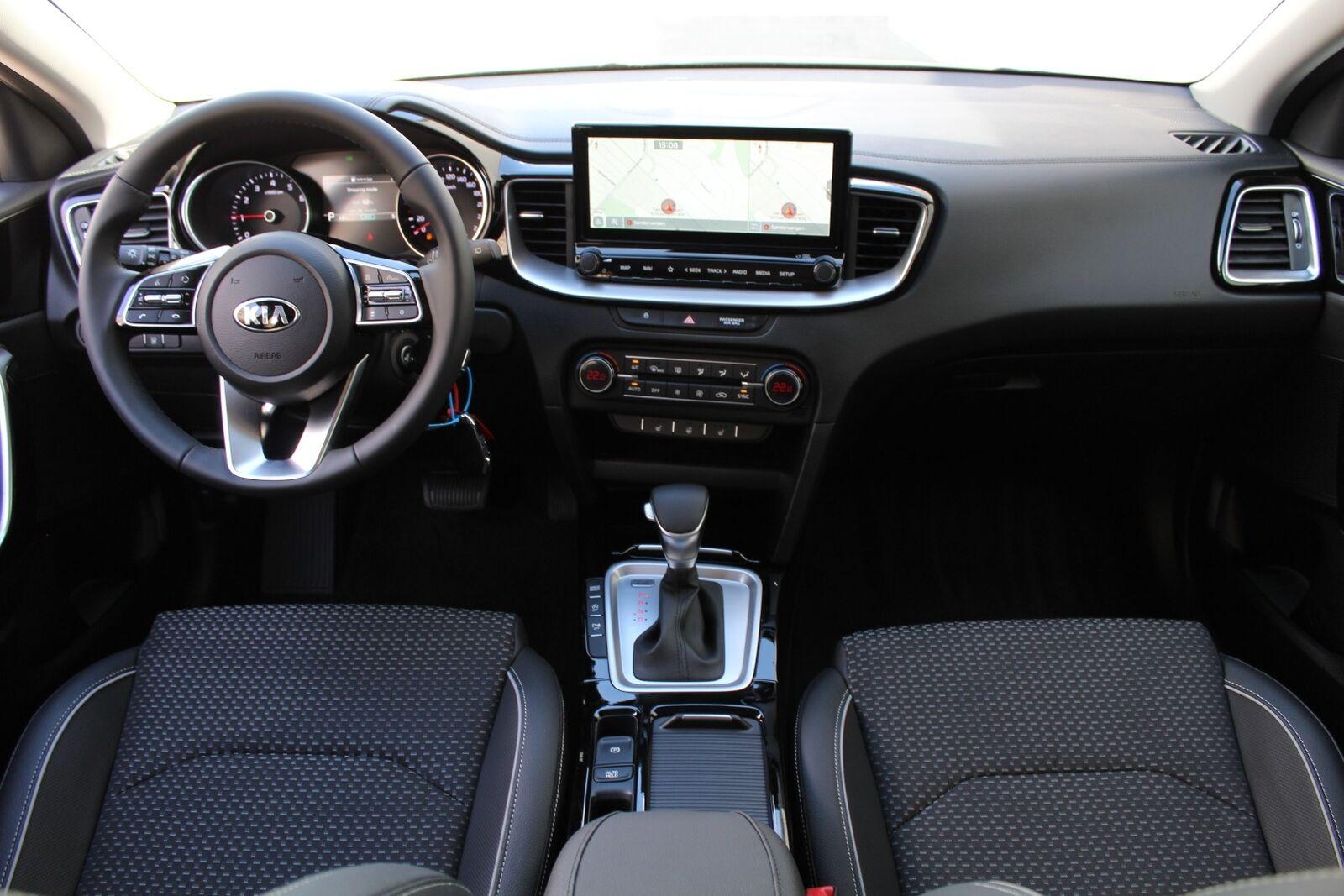 Kia Ceed 1,0 T-GDi mHEV Comfort Upgrade SW DCT - billede 6