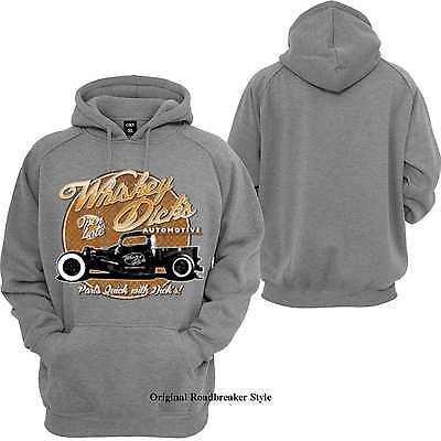/&/' 50 Style Motif Modèle whisky Dick Veste Sweat-shirt noir v8 Hot Rod US Car