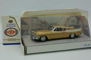 Dinky-Matchbox-1-43-Studebaker-Golden-Hawk