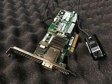 HP Smart Array P222 512MB PCIe SAS Controller 633537-001 633540-001