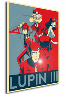 Poster-Propaganda-Lupin-III-Characters