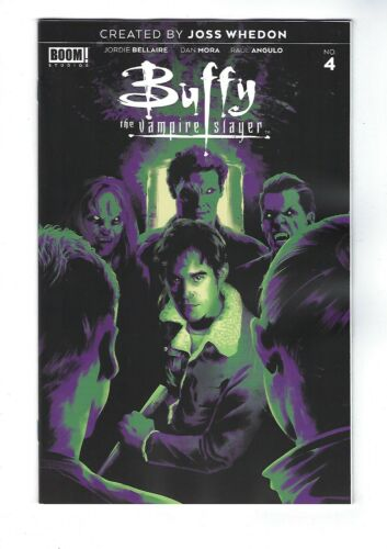 NM NEW BOOM STUDIO, MAIN COVER, Apr 2019 BUFFY THE VAMPIRE SLAYER # 4
