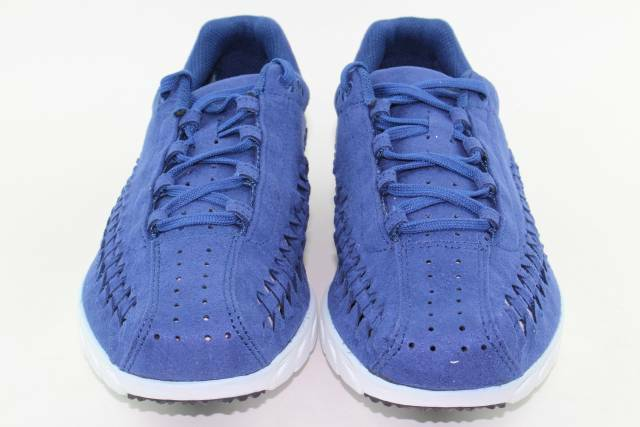 NIKE MAYFLY WOVEN Uomo SIZE 8.0 COASTAL BLU NEW WEIGHT LIGHT WEIGHT NEW COMFORTABLE RARE 6dc748