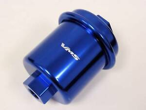 96 00 honda civic racing high flow fuel filter blue ebay Honda Civic AC Line Filter image is loading 96 00 honda civic racing high flow fuel