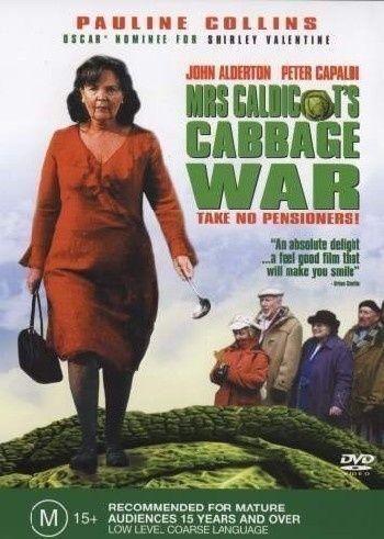 Mrs Caldicot's Cabbage War DVD