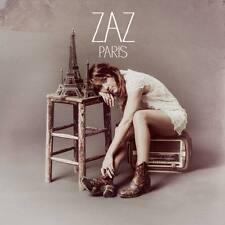 ZAZ Paris CD 2014 * NEW Quincy Jones Charles Aznavour Nikki Yanofsky