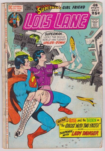 Superman's Girl Friend Lois Lane #117, Very Good Condition'