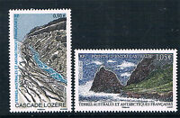French Antarctic/TAAF 2016 Scenery 2v MNH