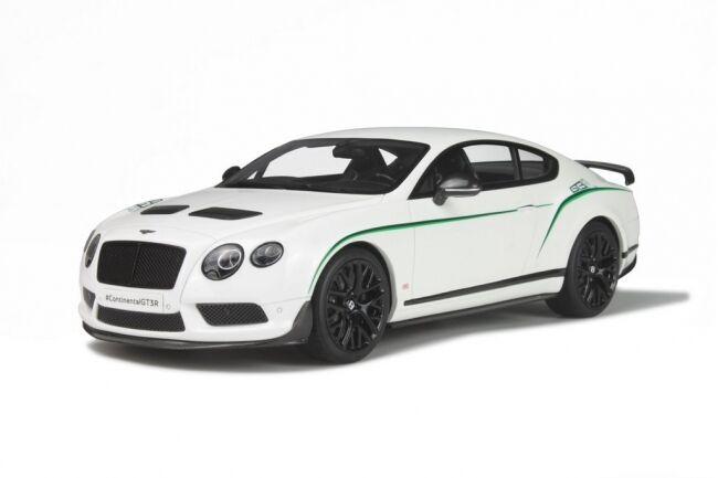 Bentley Continental gt3-r  NOUVEAU  GT Spirit gt121  1 18