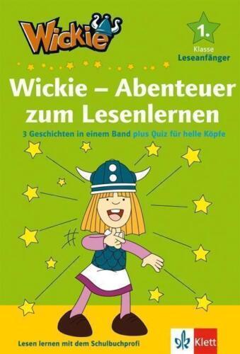 1 von 1 - Bornstädt, M: Wickie - Abenteuer zum Lesenlernen von Matthias Bornstädt...