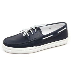 E3664 Herenboot Blue Loafer Shoe Moccasin Tod's schoenen Man wwqazrEdS