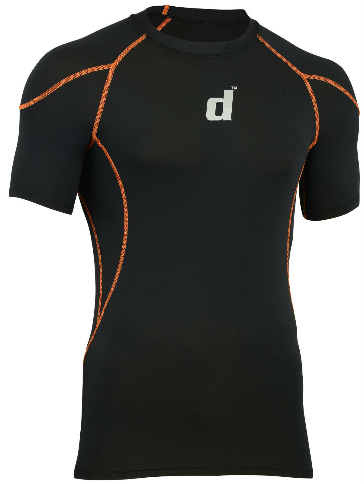 Didoo Men's Boys Compression Armor Base Layers Half Sleeves Top Tight Fit  Shirts | eBay