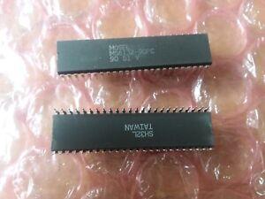 1x-MOSEL-MS6132-90PC-16K-2K-x-8-CMOS-DUAL-PORT-STATIC-RAM-SRAM-90ns-48-PIN-DIP