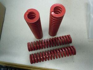"Raymond 1-1//4/"" x 7/"" Red Die Spring New For Danly 5//8/"" Punch Rod"